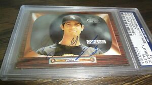 2004-BOWMAN-HERITAGE-PSA-DNA-CERTIFIED-SLABBED-GIO-GONZALEZ-AUTO-BASEBALL-CARD