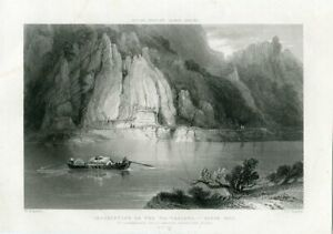 Inscrption-On-The-via-Trajana-Kazan-Pass-Engraved-By-J-C-Bentley