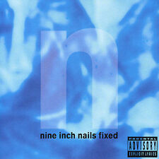 Audio CD Fixed - NINE INCH NAILS - Free Shipping