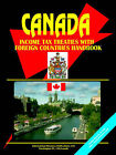 Canada Income Tax Treaties with Foreign Countries Handbook by International Business Publications, USA (Paperback / softback, 2005)