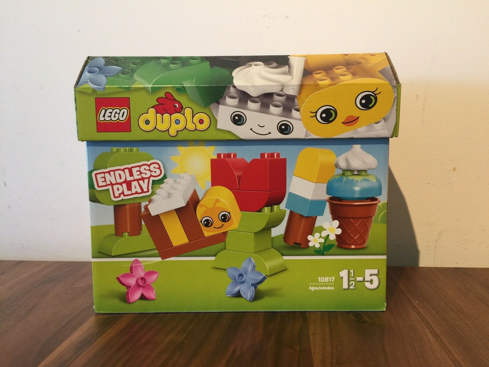 Lego Duplo Creative Chest 10817 Brand New Unopened Recommended Age 1.5-5y