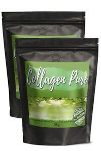 26-Kg-2x-Kollagen-Hydrolysat-Pulver-500g-Collagen-Pure-Gelenke-Naegel-Anti-Aging