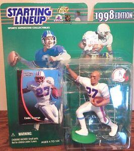 Starting Lineup 1998 NFL Eddie George Houston Oilers