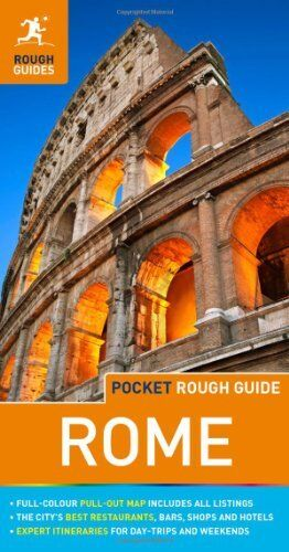 Pocket Rough Guide Rome (Pocket Rough Guides) By Martin Dunford. 9781409360223