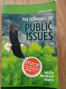 The-Economics-of-Public-Issues-Miller-Benjamin-North-9780134018073-Pearson