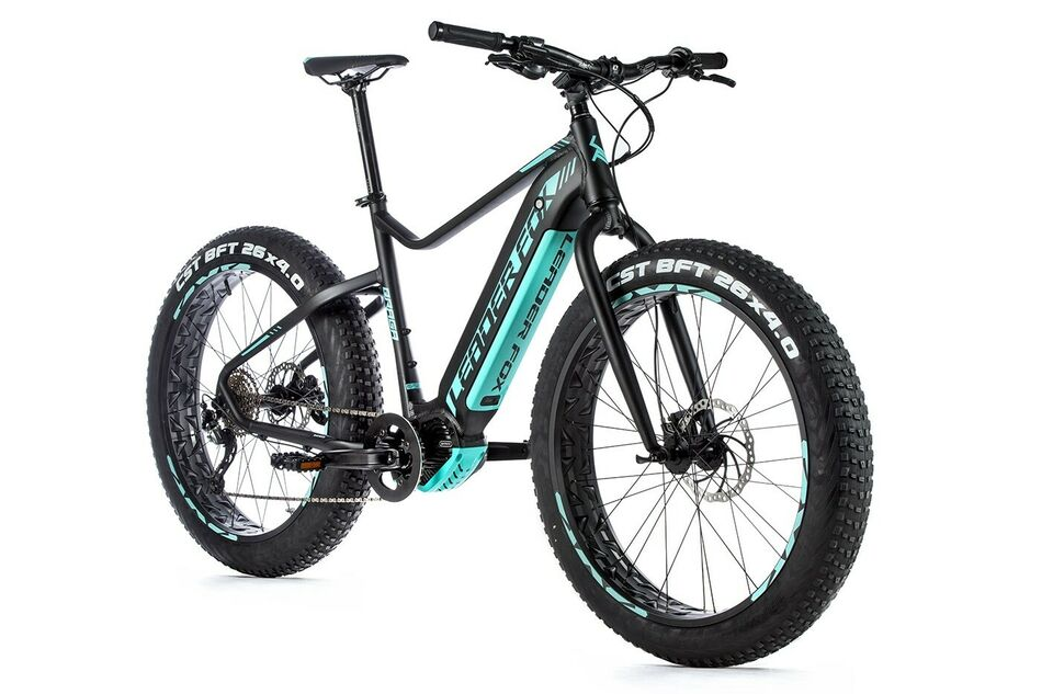 "El-Cykel Fat E-Bike Leader Fox BRAGA 26 "", 2020."