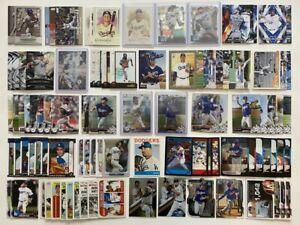 1998-2020 Los Angeles Dodgers 100-card Team Lot (Bowman/Topps, no duplicates)