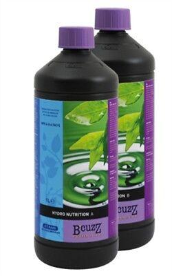 Atami B'cuzz Hydro Dünger Je 1l A + B Hydrokultur Dünger Hydroponic Grow Hoher Standard In QualitäT Und Hygiene