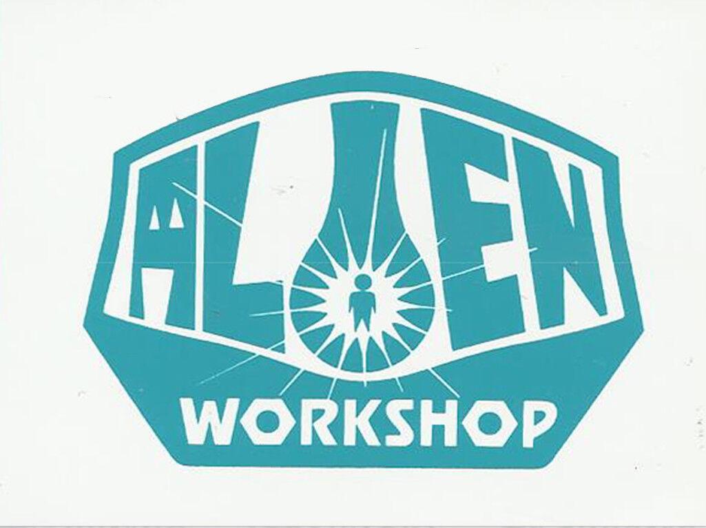 Alien Atelier - - Autocollant Skateboard - Atelier Assorties Alien Autocollant Design 4e1559