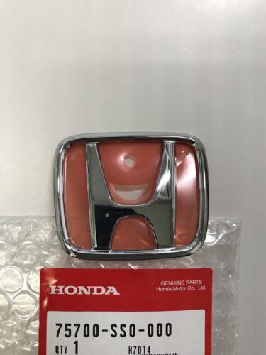 H Honda 75700SS0000 EMBLEM FRONT CENTER