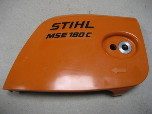 Stihl Motorsäge MSE 140 160 Kettenraddeckel 1208 640 1720