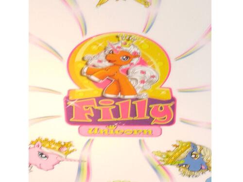 Kinder Deckenlampe Einhorn Filly Ø 36cm Deckenschale bruchsicher Mädchenzimmer