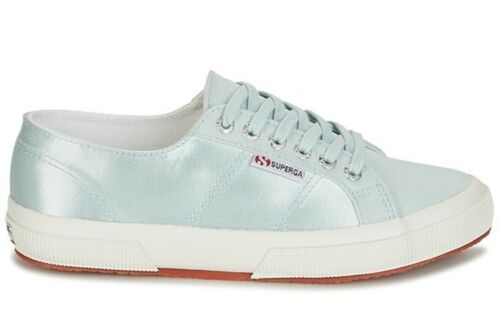 Silver Türkis Superga Grey Satin Sneaker xa8zf8