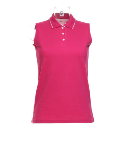 Gamegear Proactive Sleeveless sports Polo for women Personalisation available!