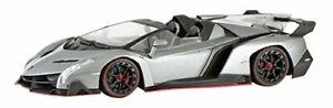 Kyosho-original-1-43-Lamborghini-Veneno-Roadster-Grey-From-japan