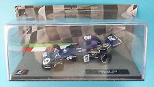 F1 Tyrrell 006 - 1973 (Jackie Stewart)   New & box 1:43 diecast model