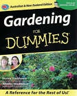 Gardening For Dummies by Shirley Stackhouse, Jennifer Stackhouse (Paperback, 2002)