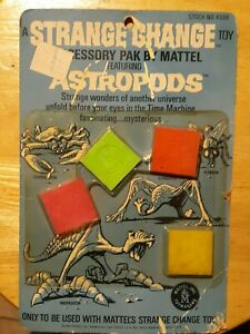 Mattel-Strange-Change-Time-Machine-Astropods-1967-Unused