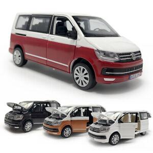1-32-T6-Multivan-MPV-Metall-Die-Cast-Modellauto-Auto-Spielzeug-Model-Pull-Back