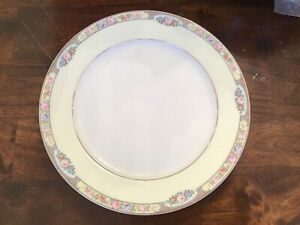 Vintage-Thomas-Bavaria-Dinner-Plate-Unknown-Pattern