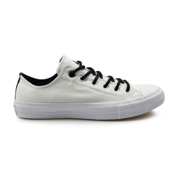 7ac9ec96c8c Converse Chuck Taylor All Star II Shield Ox Counter Climate White Mens  Trainers