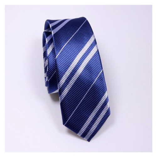 Boys Girls Striped Tie Hogwarts Four Neckties Harry Potter Style Students Speech