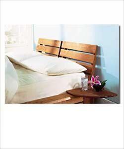 Details About Solid Pine Nordic Headboard 5ft Wooden Slat King Size Bed Ikea Style