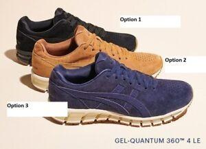 NIB-NEW-Men-039-s-Asics-GEL-QUANTUM-360-4-LE-Shoes-Sneakers-Axis-Torch-1021A105
