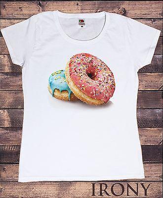 Doughnut Shirts, Doughnut T-shirts - Women T shirt - Funny T-shirts - TSC16