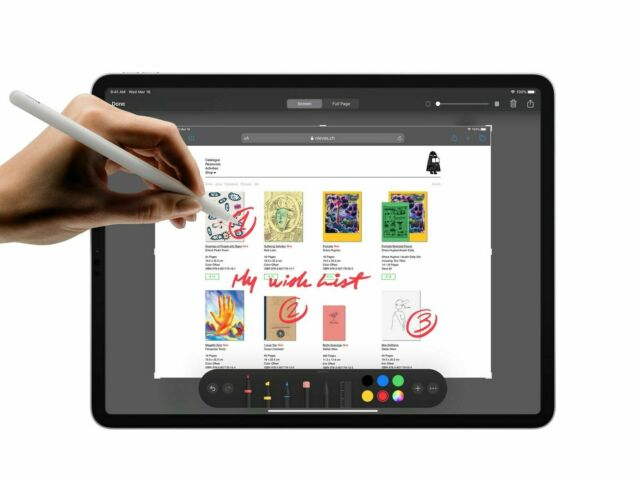 Apple iPad Pro 2. Gen 256GB, Wi-Fi + 4G (Ohne Simlock), 11 ...