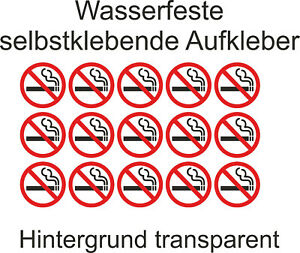 5cm-Aufkleber-Nicht-Rauchen-verboten-Rauchverbot-Nichtraucher-transparent