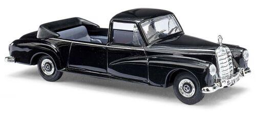 Busch ho 44807 Mercedes-Benz negros 300 limusina #neu en OVP #