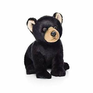 DEMDACO-Nat-and-Jules-Crawling-Small-Black-Bear-Childrens-Plush-Stuffed-Animal