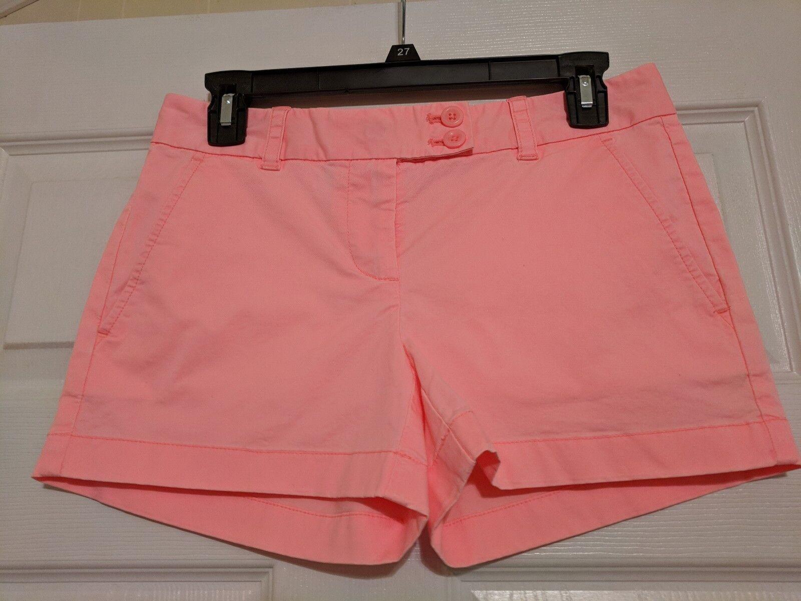 Vineyard Vines Women's Size 00 Pink Shorts - NWOT