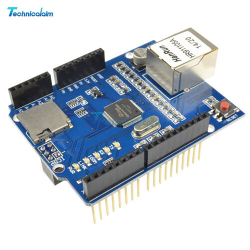W5100 R3 Ethernet Shield Network Expansion Board For Arduino UNO Mega2560