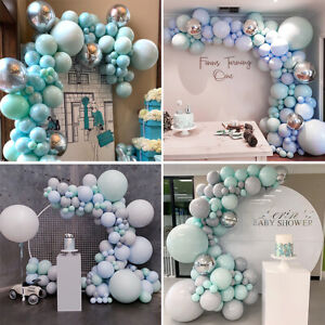 Pastel Balloon Arch Garland Kit  Birthday Wedding Baby Shower Xmas Party Decor