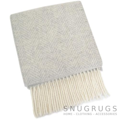 Homme//femmes//femmes 95/% laine mérinos 5/% cachemire doux écharpe épaisse