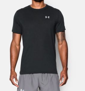 Under Armour UA Men/'s Regular Fit Heatgear Active Short Sleeve T Tee Shirt
