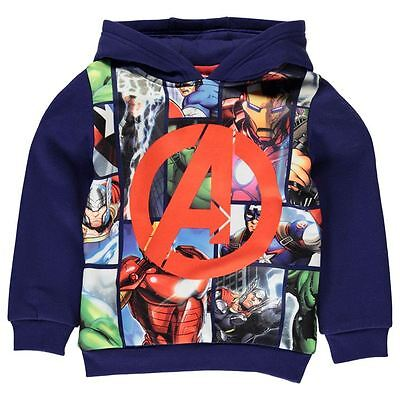 2//3,3//4,4//5,5//6,7//8,9//10,11//12YR,NEW WITH TAGS MARVEL AVENGERS:2018 HOODY