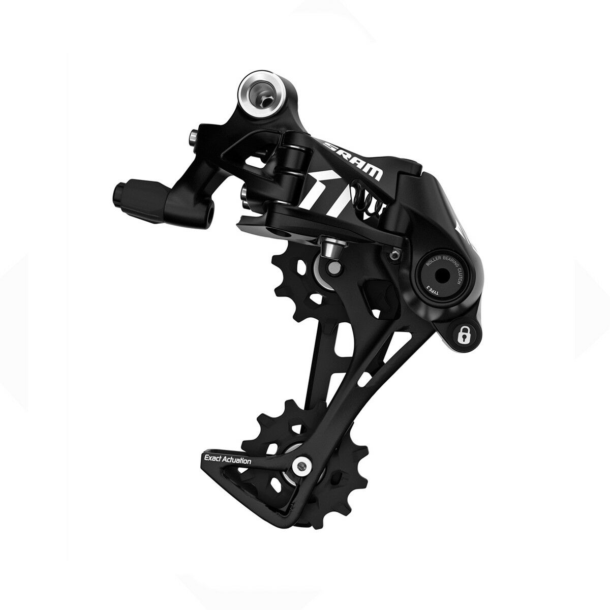 SRAM Apex 1 rear derailleur Black Long Cage 11 11 11 Speed 31f709