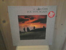 """BEE GEES you win again 12"""" MAXI 45T"""