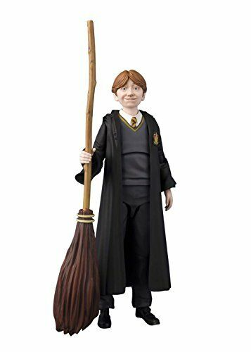Figuarts Harry Potter e la pietra stregoni Ron Weasley Figura BANDAI NUOVO S.H