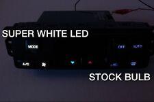 LED Lights for S14 Silvia Auto Digital Climate Control A/C Fan Heater JDM 240SX