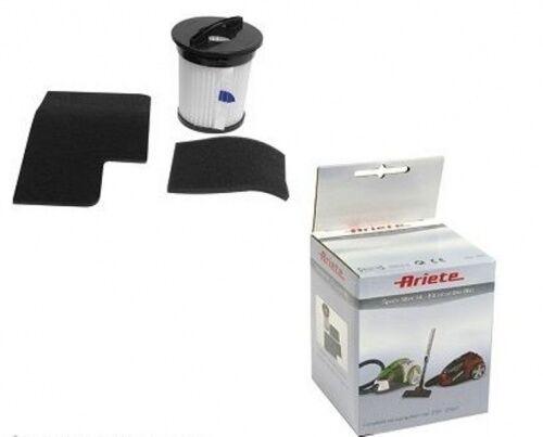 1 filtro motore 1 filtro uscita aria x 2791-2791//1 Kit filtri Ariete 1 hepa