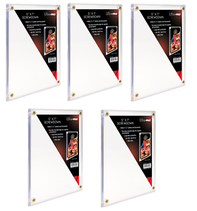 Ultra Pro 4 x 6 Screwdown Photo or Postcard Holder Display Case 1