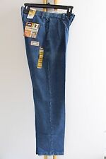 Lee Blue Jeans Men's Pants Size Waist 30 Length 30 NWT NEW Relaxed Pleated