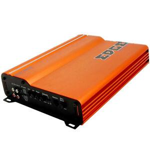 SSL EVO2000.1 2000 Watts Monoblock coche amplificador Subwoofer Bajo Amplificador Amp