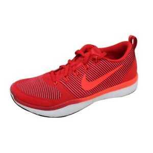 7754fd5519bc Nike Free Train Versatility Bright Crimson Black-Gym Red Mens 833258 ...