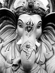 ART-PRINT-POSTER-PHOTO-CULTURE-ICON-HINDU-GOD-GANESH-ELEPHANT-LFMP1180