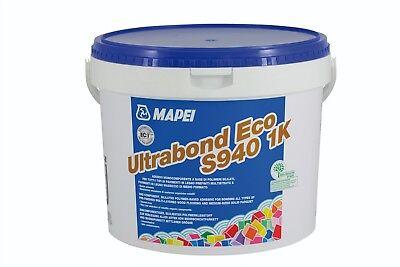15kg Parkett Kleber Verkaufsrabatt 50-70% Kenntnisreich Kleber Parkett Mapei Ultrabond Eco S940 1k Elastisch